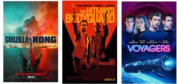 DEG Watched At Home Top 20 List For 06/24/21: Godzilla Vs. Kong, Nobody 13