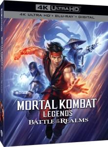 mortal kombat legends battle of the realms