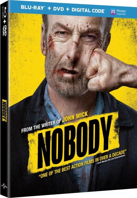 'Nobody'; Arrives On Digital June 8 & On 4K Ultra HD, Blu-ray & DVD June 22, 2021 From Universal 6