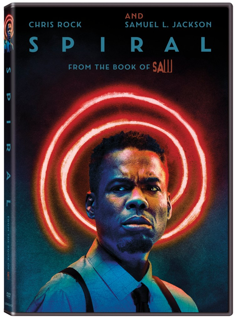 'Spiral: From The Book Of Saw'; Arrives On Digital July 13 & On 4K Ultra HD, Blu-ray & DVD July 20, 2021 From Lionsgate 12