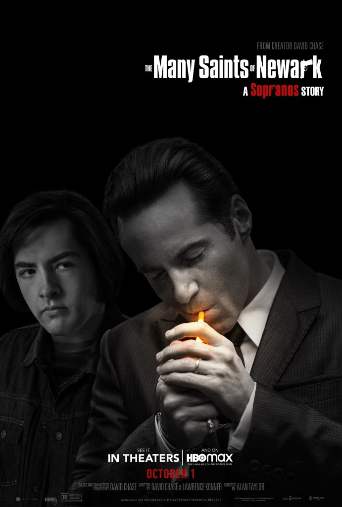 'The Many Saints Of Newark'; The First Trailer & Poster For The Sopranos Prequel Film Are Here! 2