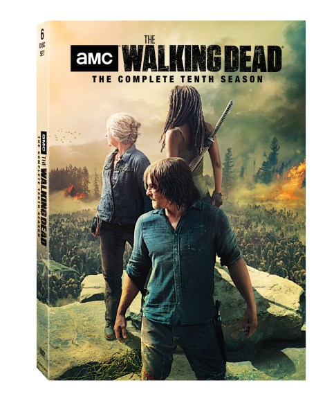 'The Walking Dead: The Complete Tenth Season'; Arrives On Blu-ray & DVD July 20, 2021 From Lionsgate 6