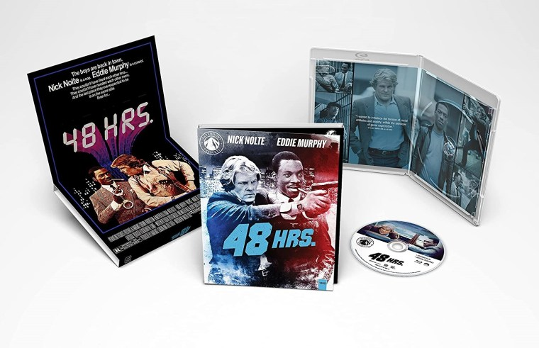 48 hrs paramount presents blu ray review