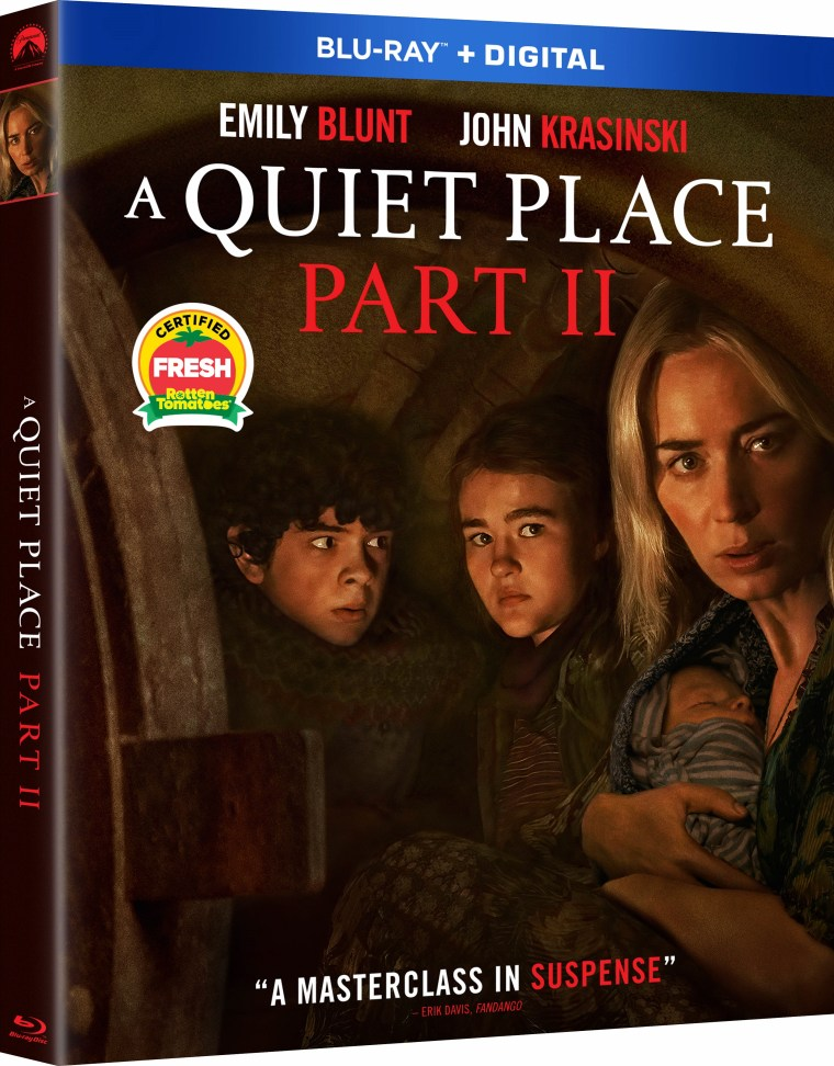 'A Quiet Place Part II'; Arrives On Digital July 13 & On 4K Ultra HD, Blu-ray & DVD July 27, 2021 From Paramount 8