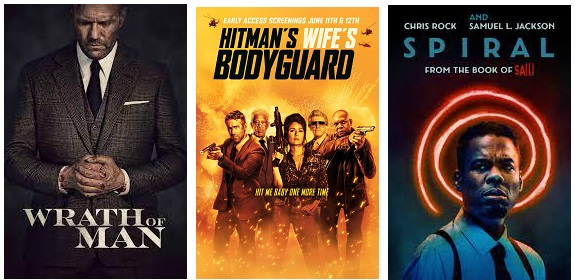 DEG Watched At Home Top 20 List For 07/29/21: Hitman's Wife's Bodyguard, Wrath Of Man 22