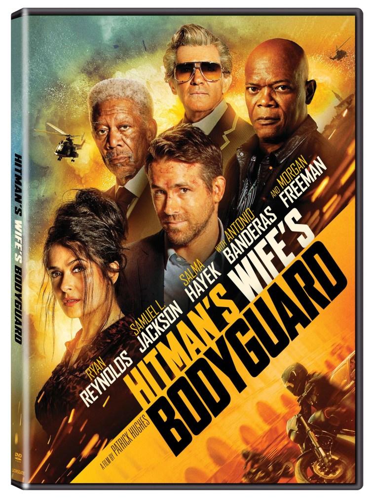 'Hitman's Wife's Bodyguard'; Arrives On Digital July 23 & On 4K Ultra HD, Blu-ray & DVD August 17, 2021 From Lionsgate 10