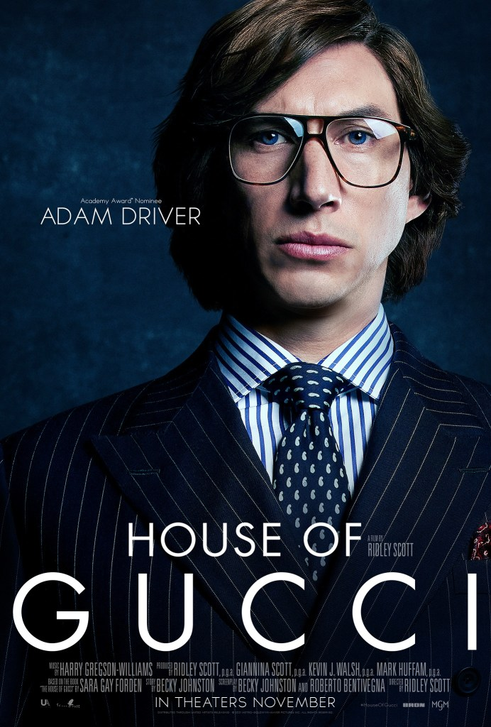 'House Of Gucci'; The First Trailer & 5 Character Posters For Ridley Scott's Star Studded Film Have Arrived 7
