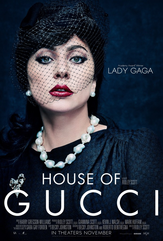 'House Of Gucci'; The First Trailer & 5 Character Posters For Ridley Scott's Star Studded Film Have Arrived 6
