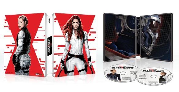 'Black Widow'; Arrives On Digital August 10 & On 4K Ultra HD, Blu-ray & DVD September 14, 2021 From Marvel Studios 10