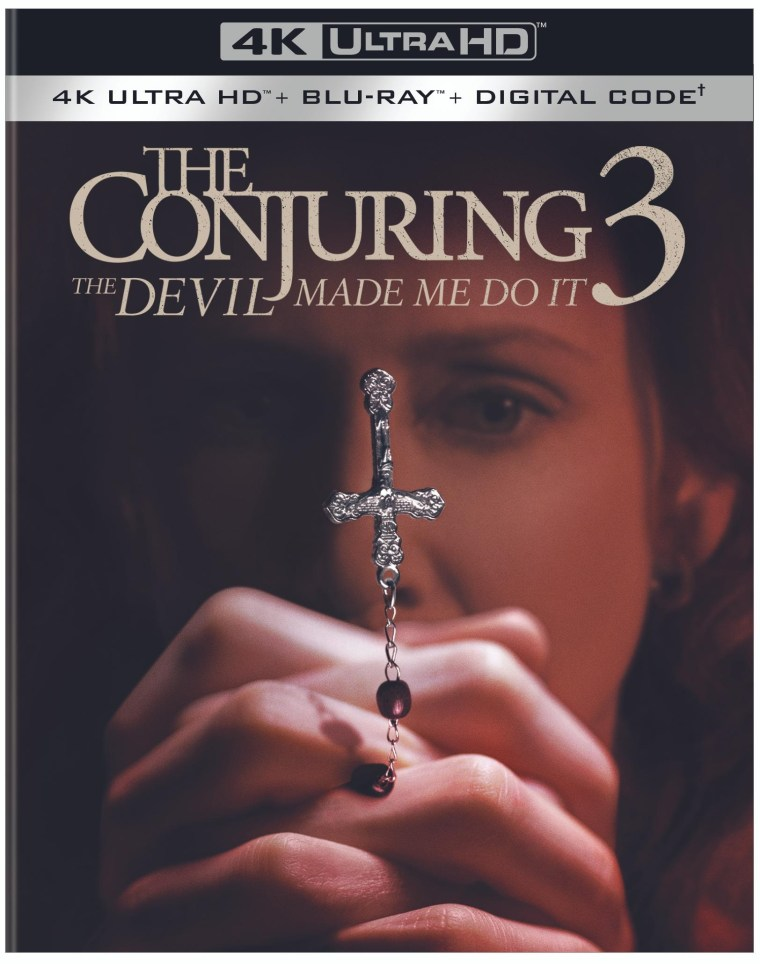 the conjuring the devil made me do it blu ray