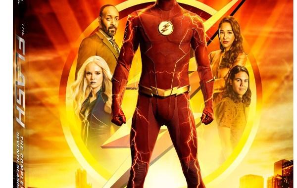 the flash season 7 blu ray