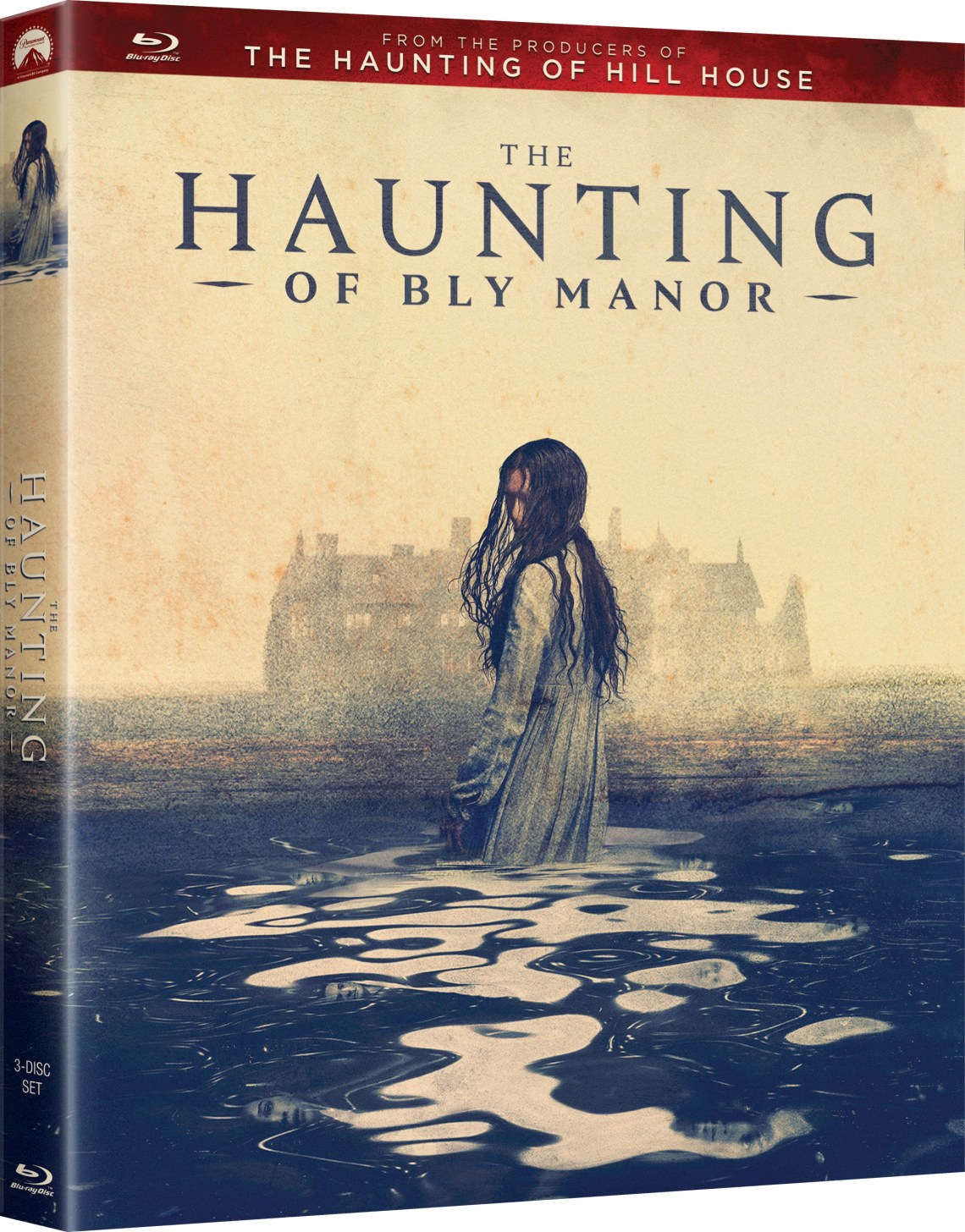 haunting of bly manor blu ray