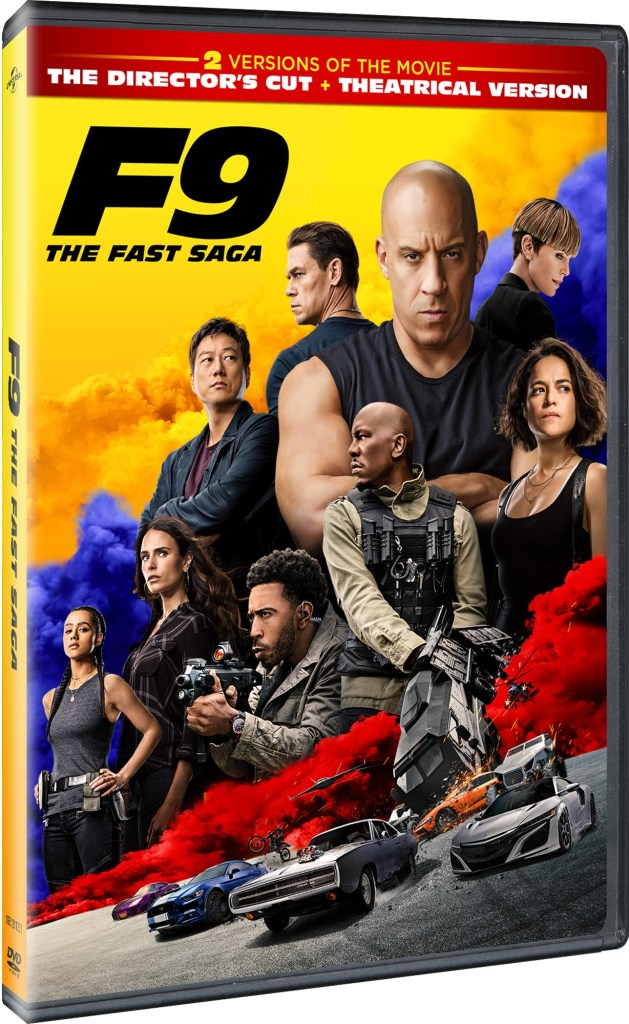 'F9: The Fast Saga' The Director's Cut; Arrives On Digital September 7 & On 4K Ultra HD, Blu-ray & DVD September 21, 2021 From Universal 15