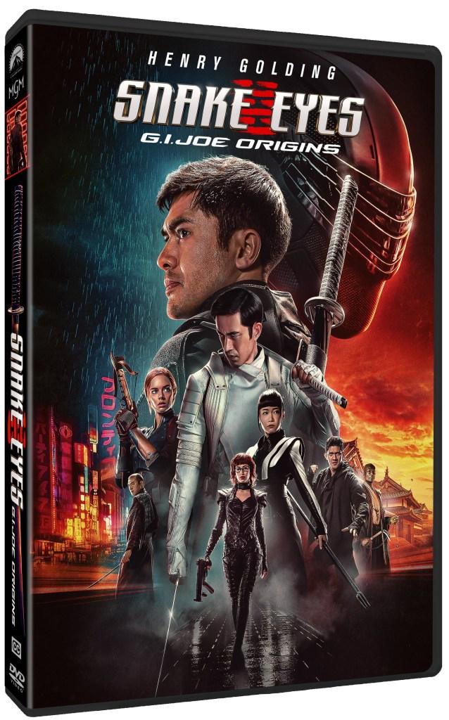 'Snake Eyes: G.I. Joe Origins'; Arrives On PVOD & Digital August 17 & On 4K Ultra HD, Blu-ray & DVD October 19, 2021 From Paramount 10