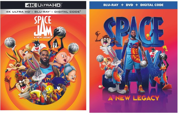 space jam a new legacy blu ray