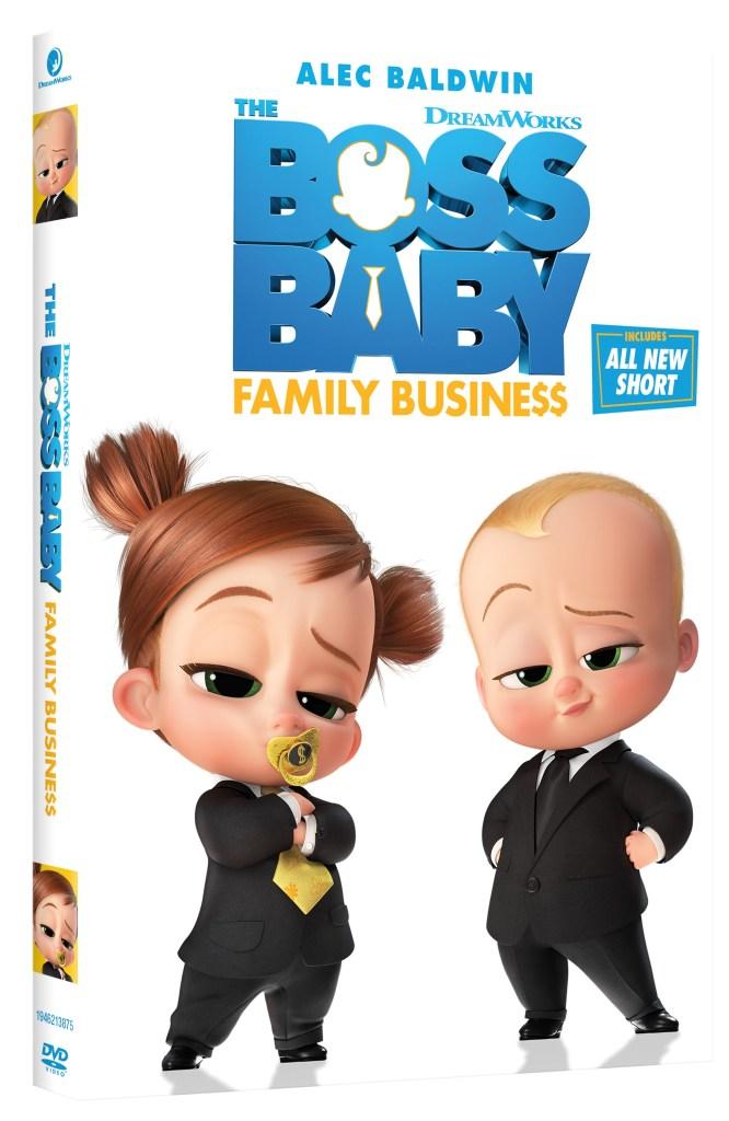 'The Boss Baby: Family Business'; Arrives On Digital August 31 & On 4K Ultra HD, Blu-ray & DVD September 14, 2021 From DreamWorks - Universal 10