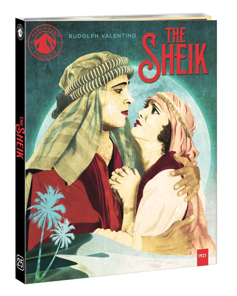 'The Sheik'; Arrives On Blu-ray October 19, 2021 Celebrating Its 100th Anniversary As Part Of The Paramount Presents Line From Paramount 2