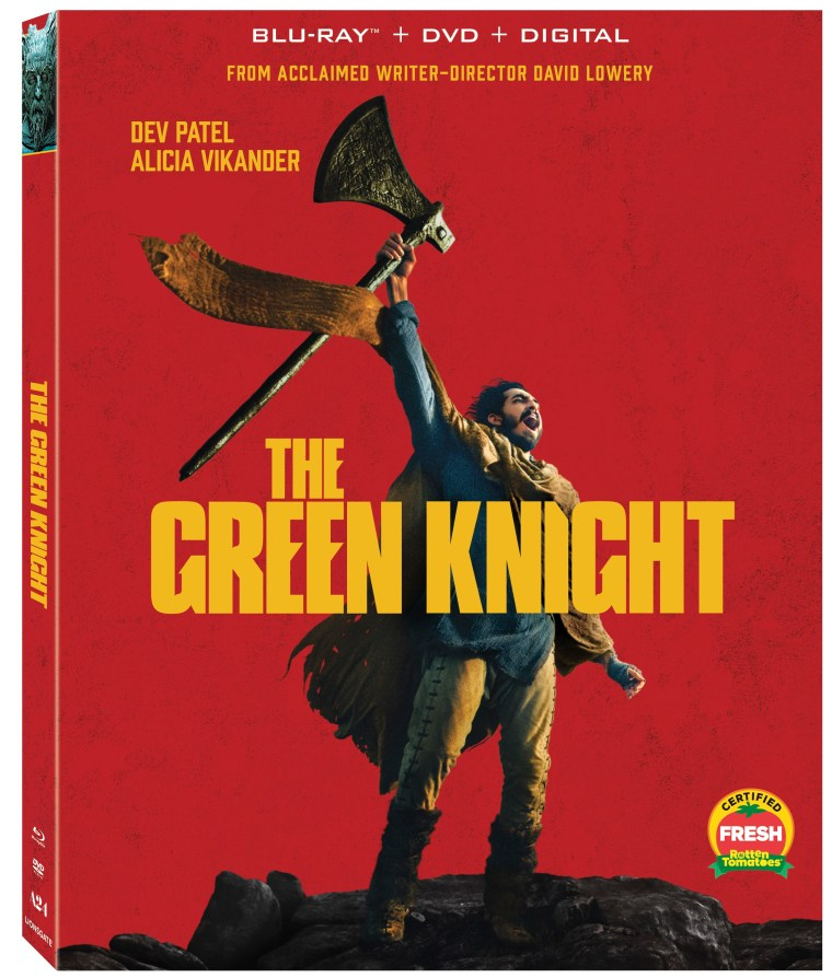 'The Green Knight'; Arrives On 4K Ultra HD, Blu-ray & DVD October 12, 2021 From Lionsgate 7