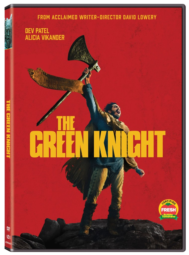'The Green Knight'; Arrives On 4K Ultra HD, Blu-ray & DVD October 12, 2021 From Lionsgate 8