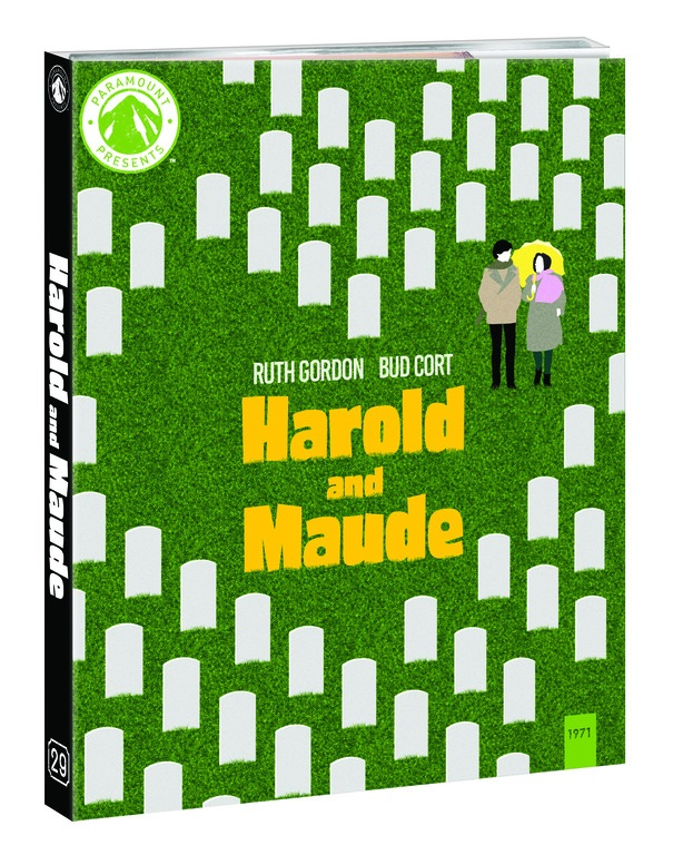 'Harold And Maude'; Arrives On Blu-ray Newly Restored & Remastered As Part Of The Paramount Presents Line December 7, 2021 From Paramount 2