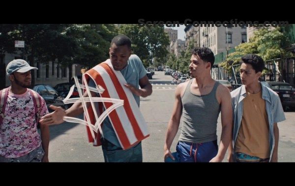 in the heights, blu ray review