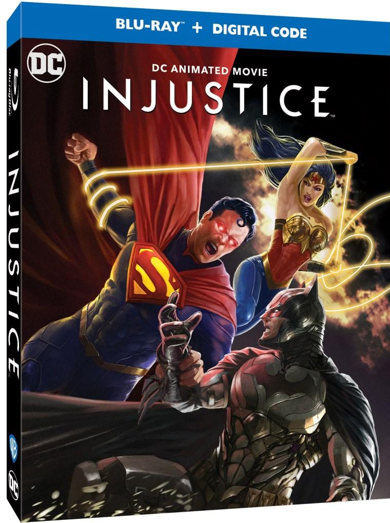 'Injustice'; Arrives On 4K Ultra HD, Blu-ray & Digital October 19, 2021 From DC - Warner Bros 2
