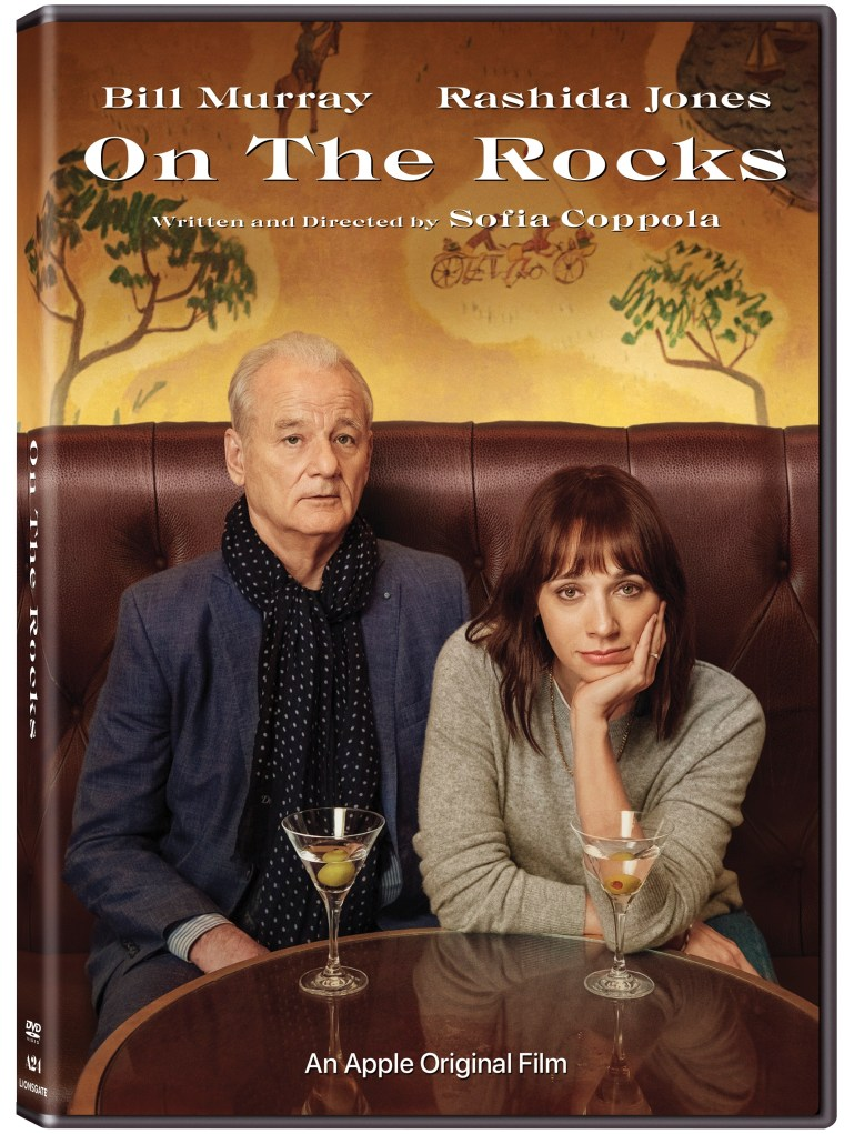 'On The Rocks'; Arrives On Blu-ray & DVD October 26, 2021 From Lionsgate 6