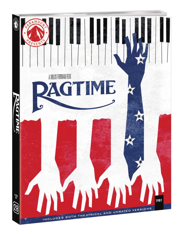 'Ragtime'; Arrives On Blu-ray Newly Remastered As Part Of The Paramount Presents Line November 16, 2021 From Paramount 4