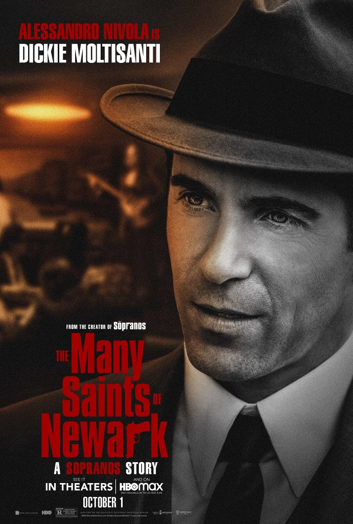 'The Many Saints Of Newark'; Check Out The New Trailer, Poster & 10 Character Posters For The Sopranos Prequel Film 22