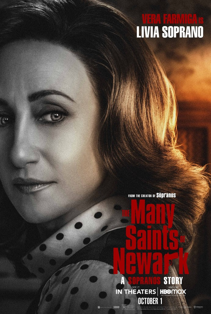 'The Many Saints Of Newark'; Check Out The New Trailer, Poster & 10 Character Posters For The Sopranos Prequel Film 17
