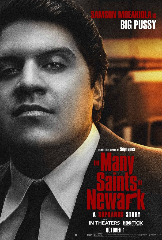 'The Many Saints Of Newark'; Check Out The New Trailer, Poster & 10 Character Posters For The Sopranos Prequel Film 15