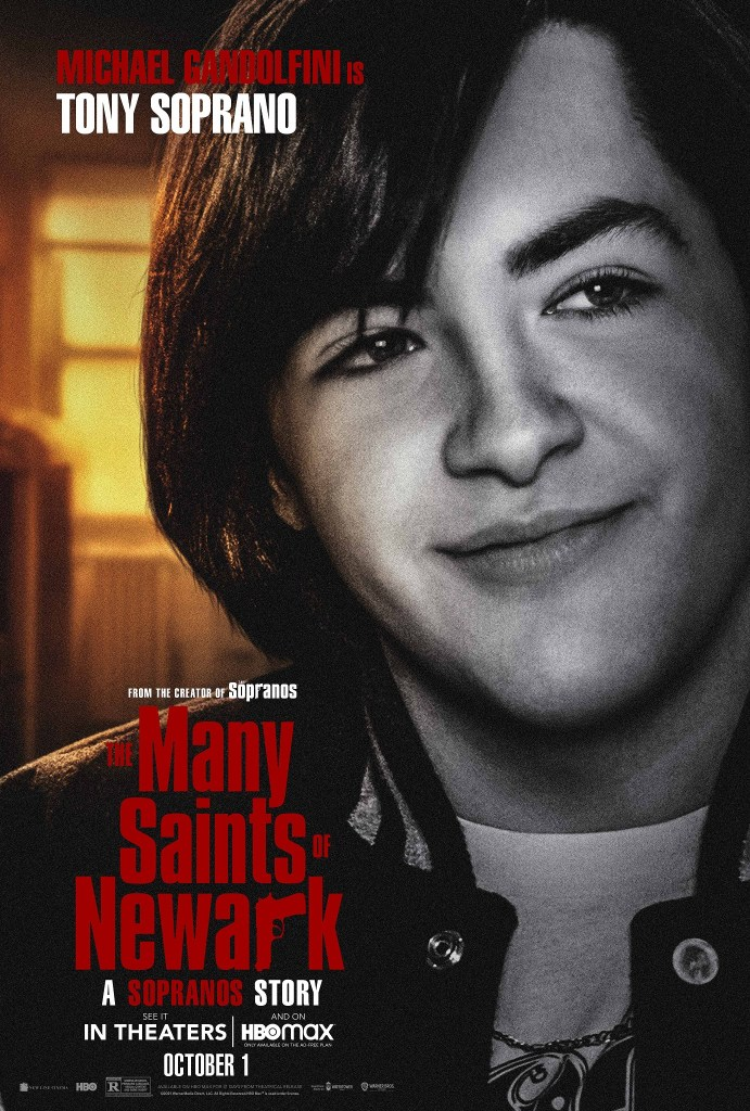 'The Many Saints Of Newark'; Check Out The New Trailer, Poster & 10 Character Posters For The Sopranos Prequel Film 13