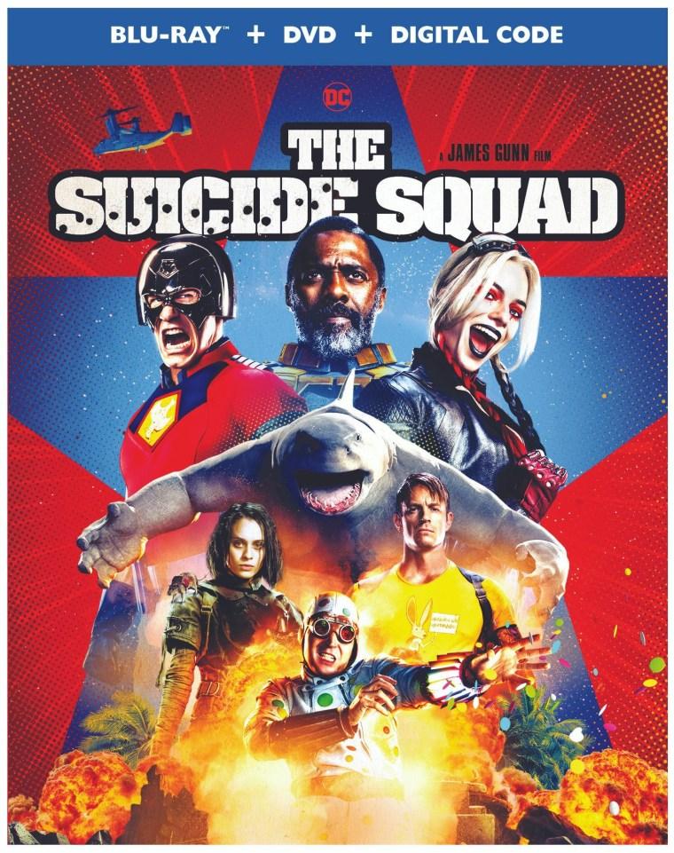 'The Suicide Squad'; Arrives On Digital September 17 & On 4K Ultra HD, Blu-ray & DVD October 26, 2021 From DC - Warner Bros 9