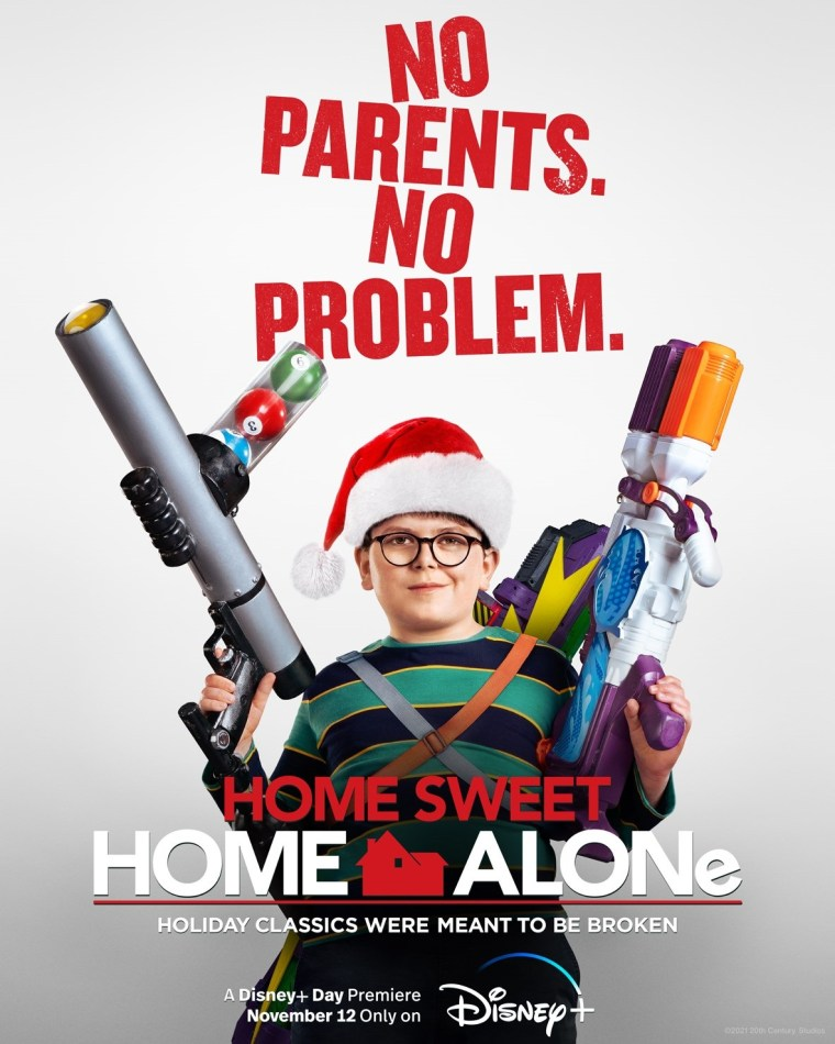 'Home Sweet Home Alone'; The First Trailer & Poster For The Disney Plus Original Film Are Here 2