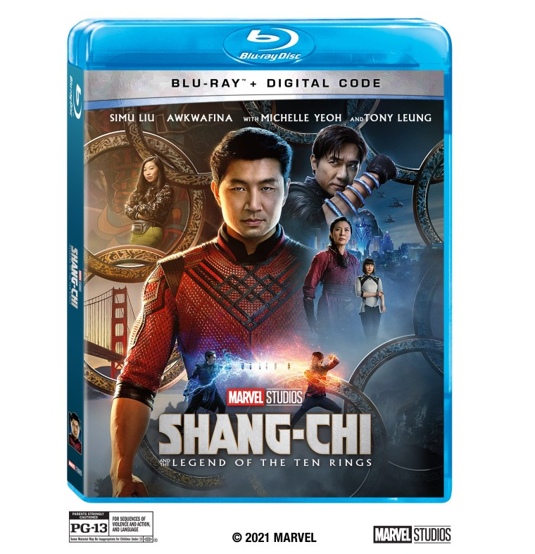 'Shang-Chi And The Legend Of The Ten Rings'; Arrives On Digital November 12 & On 4K Ultra HD, Blu-ray & DVD November 30, 2021 From Marvel Studios 4