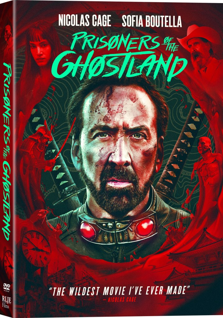 'Prisoners Of The Ghostland'; Arrives On 4K Ultra HD, Blu-ray & DVD November 16, 2021 From RLJE 4