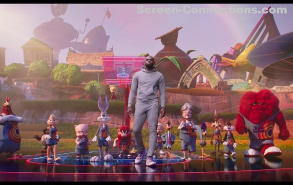 space jam a new legacy blu ray review