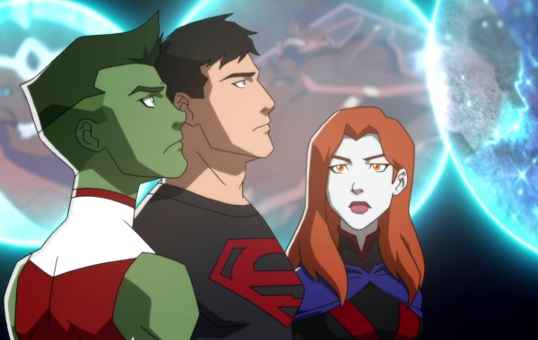'Young Justice: Phantoms' Trailer & First 4 Minutes Revealed; First 2 Episodes Now On HBO Max! 7