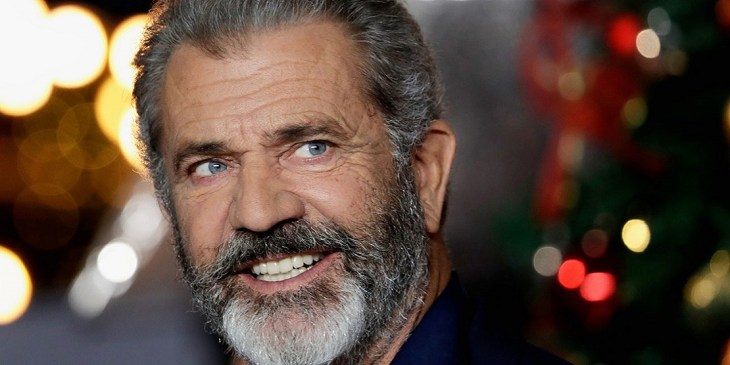 LONDON, ENGLAND - NOVEMBER 16: Actor Mel Gibson arrives at the UK Premiere of 'Daddy's Home 2' at Vue West End on November 16, 2017 in London, England. (Photo by John Phillips/Getty Images)