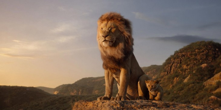 "THE LION KING - Featuring the voices of James Earl Jones as Mufasa, and JD McCrary as Young Simba, Disney's ""The Lion King"" is directed by Jon Favreau. In theaters July 29, 2019.<br /> © 2019 Disney Enterprises, Inc. All Rights Reserved."