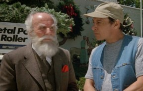 ernest saves Christmas ernest meets santa claus