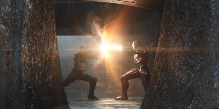 Captain America Civil War 2016 Review Screenage Wasteland