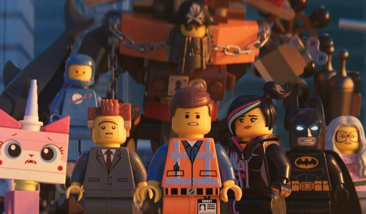 Universal In Talks To Produce And Distribute Future Lego Movies Screenage Wasteland