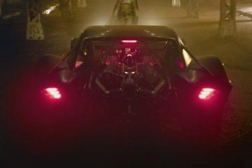 The Batman DCEU Batmobile