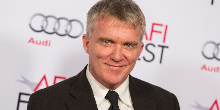 Anthony Michael Hall attends a special screening of 'Foxcatcher' during the AFI FEST 2014 at Dolby Theatre on Thursday, Nov. 13, 2014 in Los Angeles. (Photo by Paul A. Hebert/Invision/AP)