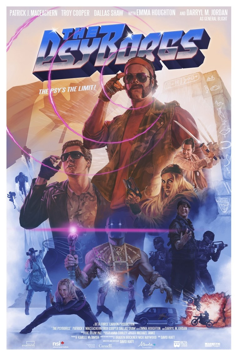 Image result for Psyborgs poster