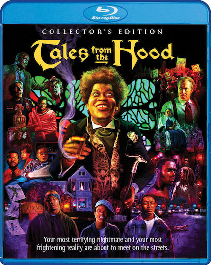 Blu-ray Review: TALES FROM THE HOOD, Still Relevant as Hell