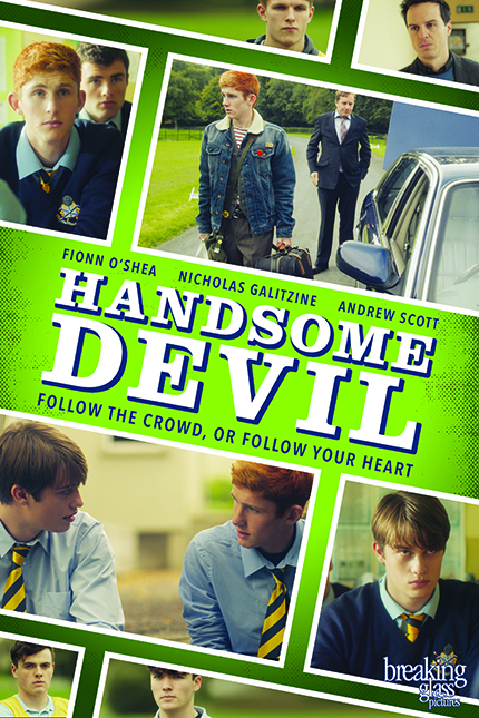 HANDSOME DEVIL: Conor Has a Gift in This Exclusive Clip From Irish Coming Of Age Tale