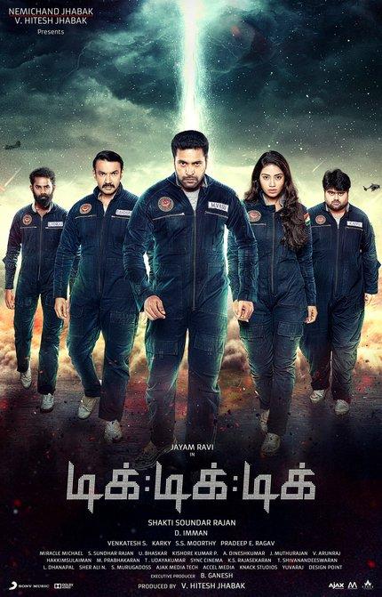 Trailer Time: TIK TIK TIK Is India's First Modern Space Thriller. MIRUTHAN Director's Follow-Up Looks Ambitious