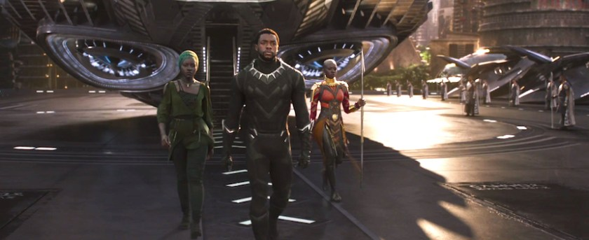 Review: BLACK PANTHER, The King Has Arrived